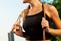 Get healthy!  / by Kaci Kruz