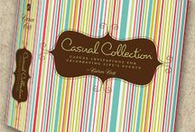 Carlson Craft Casual Collection Invitations / Casual Collection Invitations 35% off retail! / www.invitationdiscounters.com