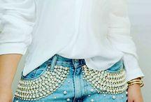 Short diy jeans