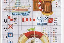 Borduren maritiem