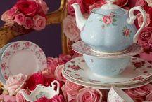 время пить чай / tea time