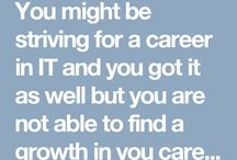 IT Certification / You might be striving for a career in IT and you got it as well but you are not able to find a growth in you career in IT then here is what your career need. These certifications will put more weight to your resume.