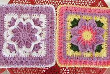 Crochet motifs / Motifs
