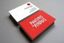 Cartes de visite / by Séverine Seintourens