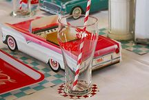 Fifties Party ideas