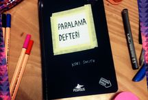 Wreck This Journal  PARALAMA DEFTERİ