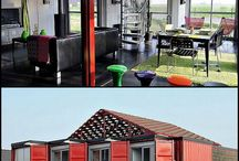 Tiny/container houses