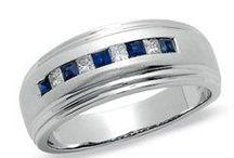 cincin palladium batu blue sapphire / #ring#weddingring#cincinkawin#