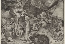 De heksen van Breugel