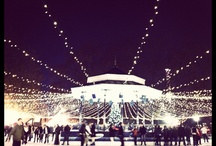 Christmas Markets in London / Some of our favourite events are the beautiful Christmas Markets which you can find everywhere in the city / by Palmers Lodge Boutique Hostels