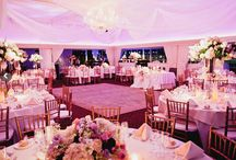 Wedding Reception Venue Ideas / by Jaclyn Anne