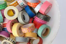 Wild about Washi Tape