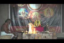 Lakshmi Narayana Homa/Havan (Fire) Ritual Part 3 - Vedicfolks.com