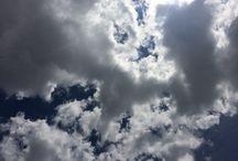 Langit indah
