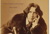 Oscar Wilde / by Lisa Moon