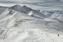 Scenic Dreams / A few choice Colorado mountain scenic photographs taken at or near Breckenridge Ski Resort.