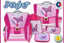 Školské tašky pre 1. stupeň
