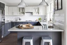 Kitchen: colors