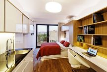 Let's try on how you can live in 21,4 square metres