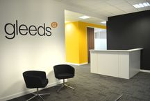 Gleeds / Gleeds is a worldwide property and construction consultancy with 56 offices across the globe, and we were delighted when they approached us to assist them in the design and fit-out of their new office in the centre of Cardiff.