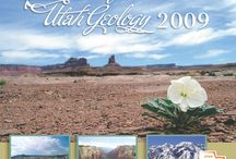 2009 Calendar of Utah Geology / All photos are submitted by UGS geologist and staff and chosen by a small committee of geologist and designers to bring you the wonder and awe of Utah's diverse geology.