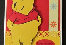 Cricut Winnie The Pooh / by Tina Farrow