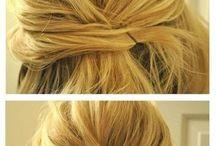 Rövíd haj- frizurák