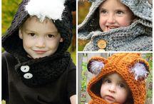 Idea for family / Leuke gehaakte/gebreide dingen / by Jannie van Huizen