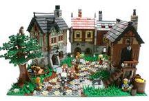 Lego Medeival