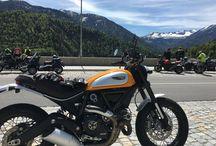 Ducati Scrambler Pictures / Bilder meiner und anderer Ducati Scrambler Pics of my Duc Scrambler and others