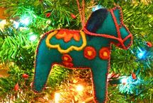 Ornament Swap (Planned for December 2012) / by Evangeline Bradford