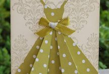 CARD MAKING IDEAS / by Jackie Krueger