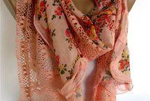Scarfs, scarfs and more scarfs!!! / by Perla Martinez
