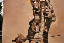 Street Art / by Antonio Muedano