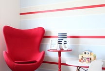 Feature Walls / by Katie Evans