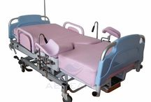 Gynecological bed / Gynecological bed capacity