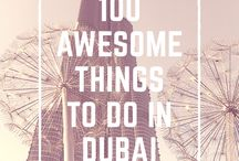 100 AWESOME things to do in Dubai