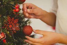 Decoração de Natal / São dicas para você decorar a sua casa para o dia mais especial do ano!