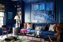 Color Crush: Blue / by Alicia Webb- Bowman