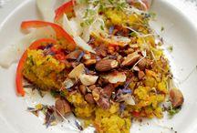 La cuisine du RECHO / Nous partageons ici nos recettes végétariennes et gourmandes avec vous!