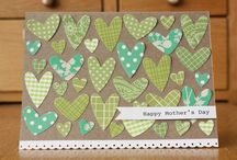 Cardmaking - Mother's day