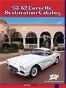 Corvette Catalogs - Free / Free Corvette Parts & Accessories Catalogs  What began as a few photocopied loose sheets has evolved into generation specific, full-color catalogs we believe are the best out there. For the restoration crowd, we've taken a fresh approach: build a book same as one would build a Corvette. More than just hundreds of part listings, photos and helpful reference illustrations, you'll find everything presented in an easy-to-follow order that mimics the logical progression of a bare frame build-up.  / by Zip Corvette Parts