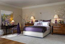 Bedroom ideas / Bedroom decorating ideas