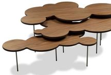 Meble - chmury / Clouds furnitures