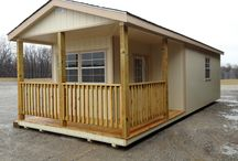 Portable Buildings / See all our buildings at: http://www.betterbarns.net