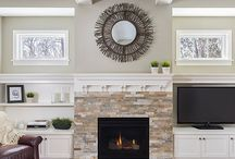 Living room / by Kelly Pillot