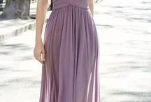 Lilac bridesmaids