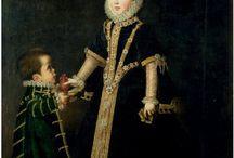 medieval & renaissance portraits