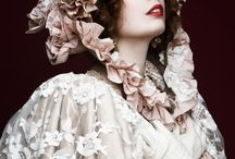 Art Nouveau Photography / Photographic re-creations and inspirations of Art Nouveau images / by Gamera Spinning