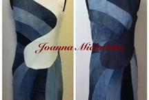 DIY denim clothe